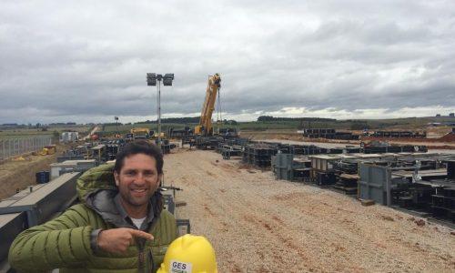 Frederico Sanches Resende da GES Logística participa de projeto de abastecimento energético em Rio Verde (GO)